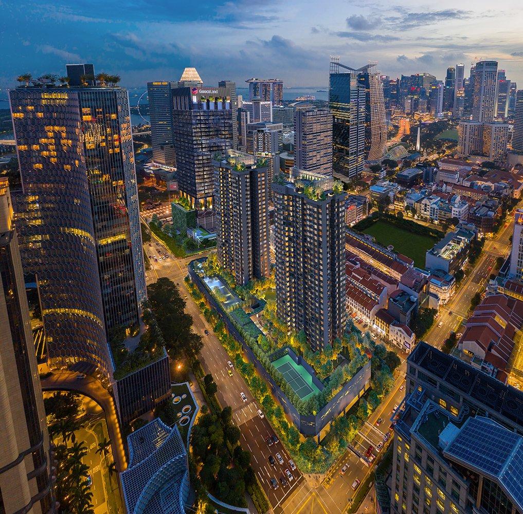 名汇庭苑: 让自然住进城市 6