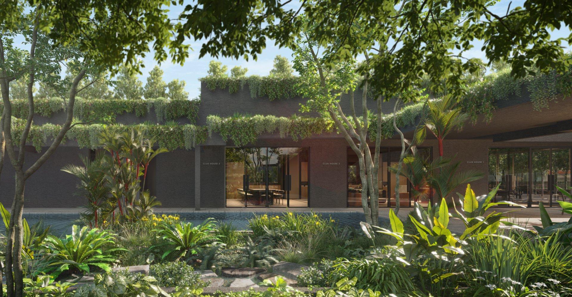 名汇庭苑: 让自然住进城市 19