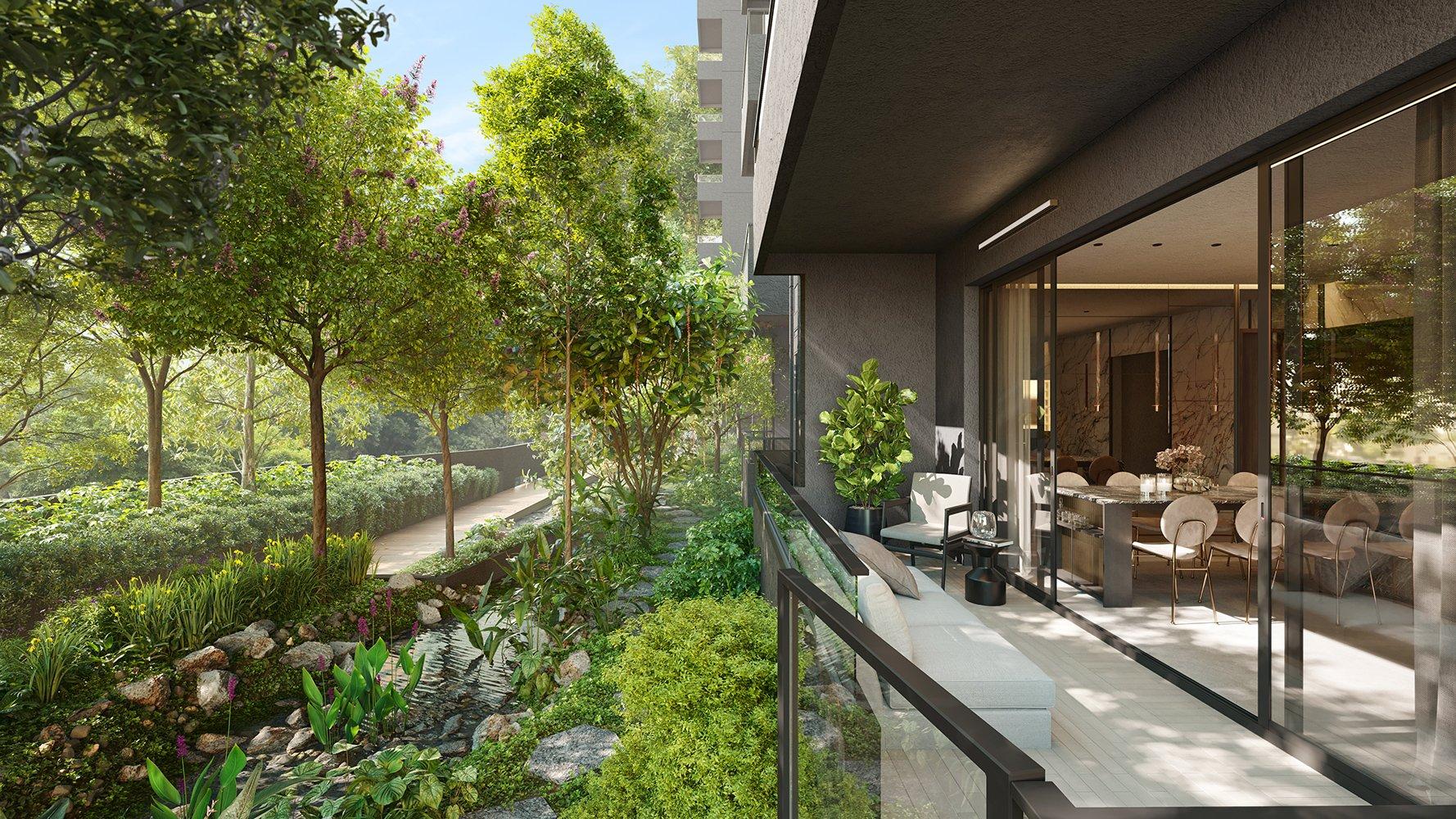 名汇庭苑: 让自然住进城市 12