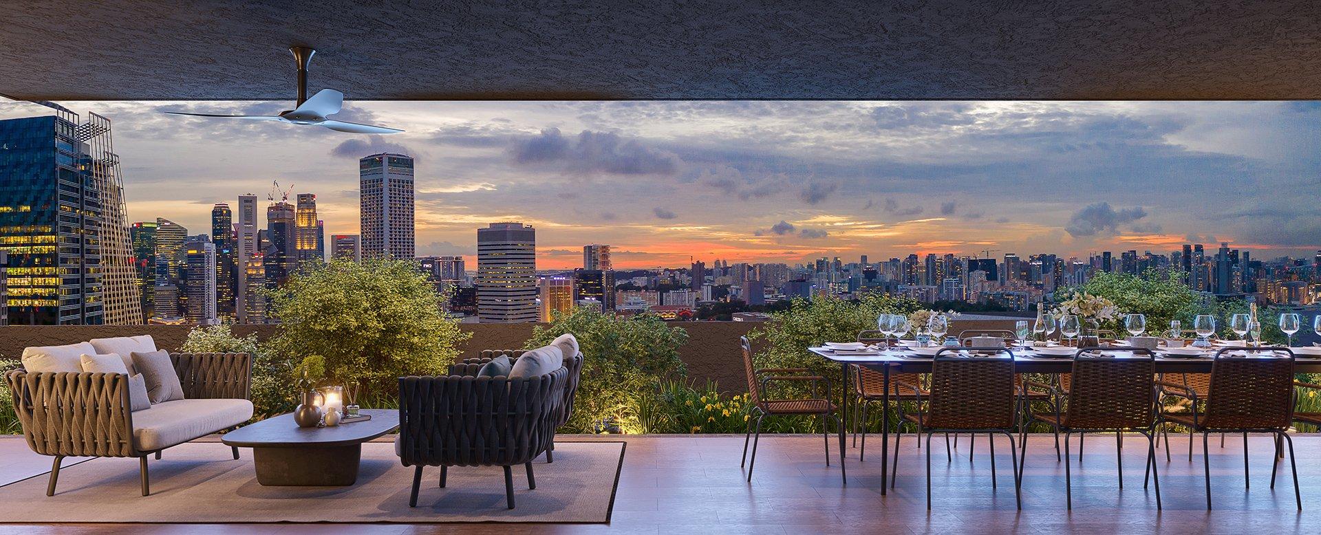 名汇庭苑: 让自然住进城市 22